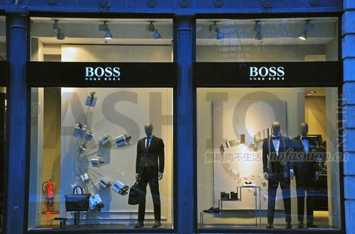Hugo Boss去年盈利倒退17%