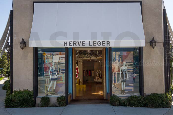 Authentic Brands收购Hervé Léger
