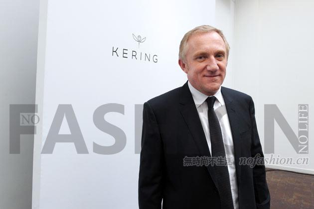 François-Henri Pinault退出Puma彪马董事会 Kering开云集团脱手或已临近