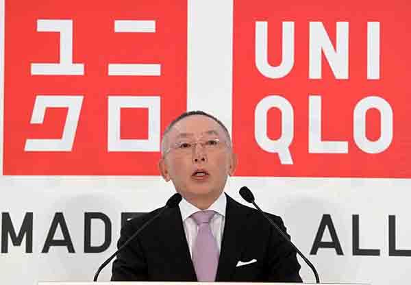 Uniqlo优衣库创始人柳井正:为了赚钱企业就没希望 维密老板是偶像
