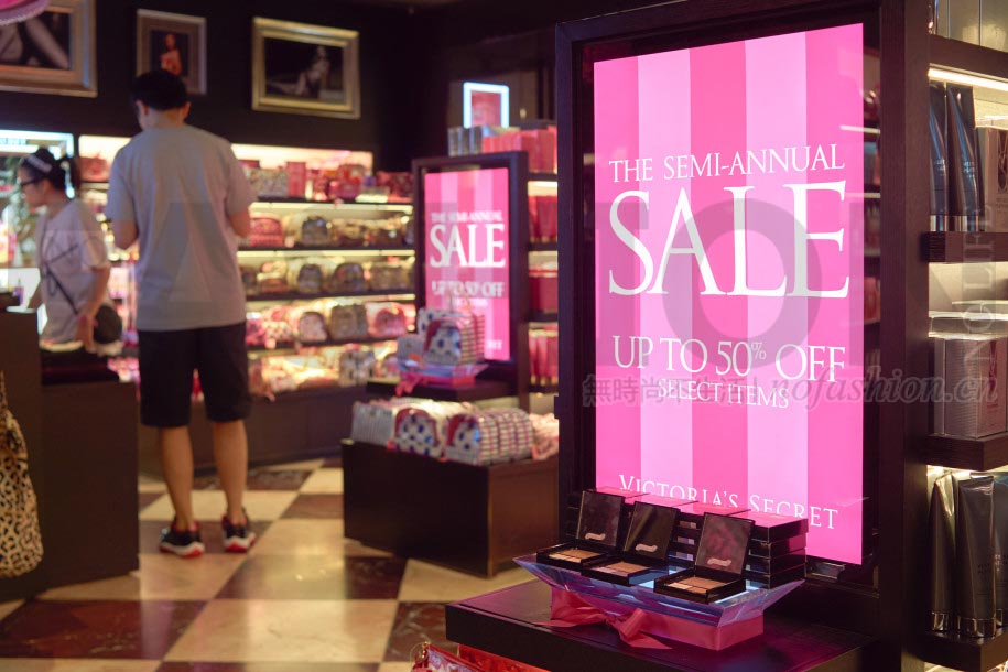 Victoria's Secret维多利亚的秘密母公司L Brands同店销售继续下跌