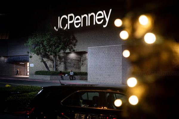 J.C. Penney 彭尼百货股价历史性跌破1美元
