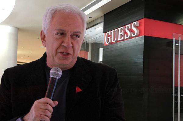 涉性骚扰 Guess联合创始人Paul Marciano被停职