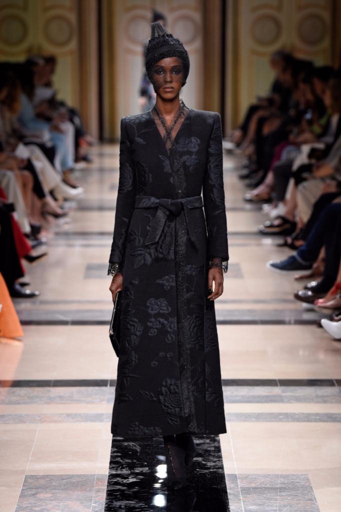 Giorgio Armani Privé Fall Couture 2017秋冬巴黎高级定制发布