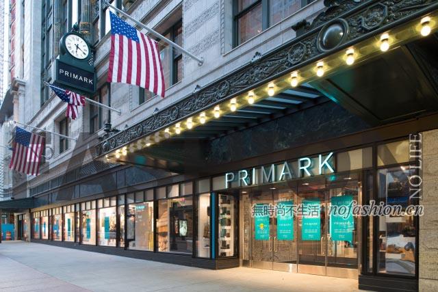 Primark美国扩张进入调整 聘请Zara前产品总监掌管女装部门