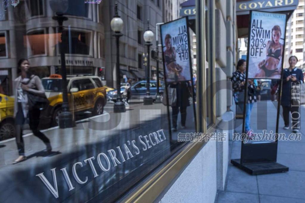 L Brands警告2月Victoria's Secret 维多利亚的秘密销售将重挫20% 盘后股价急插13%创3年新低
