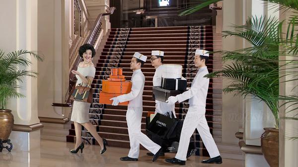 香港零售业止步三连跌 内地客推升全年销售增长2.2%