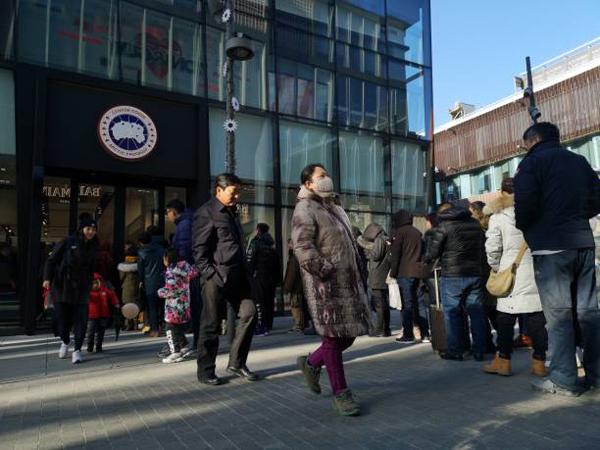 四季度太古地产旗下三里屯太古里零售销售继续双位数增长 北京颐堤港接近零增长