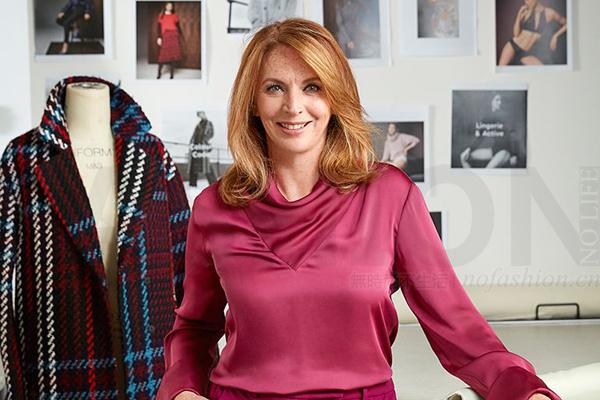 上任不到一个月 Marks & Spencer 马莎百货服装美容总监Jo Jenkins离职