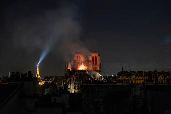 你出1亿我出2亿 Gucci和LV老板斗捐巴黎圣母院复建