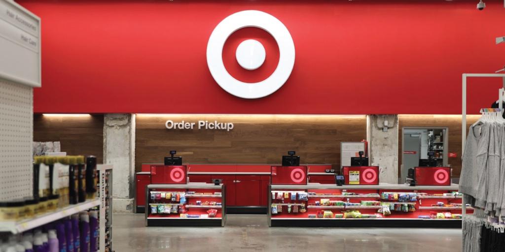 Target塔吉特百货上季数字销售激增141% 疫情下门店成为电商业务支柱