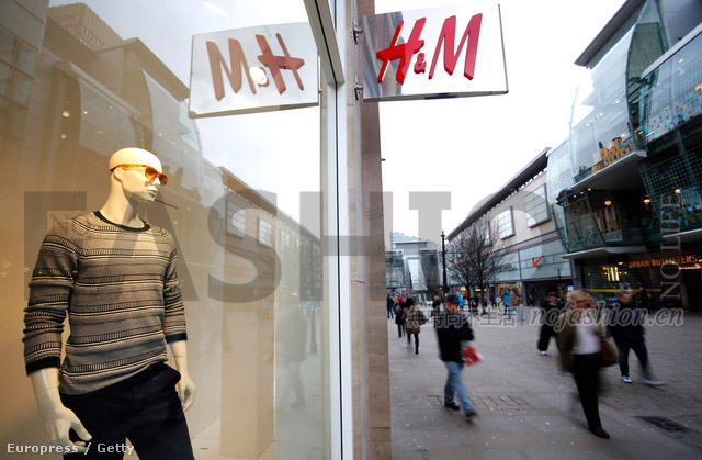 H&M称销售再不改善将更激进打折