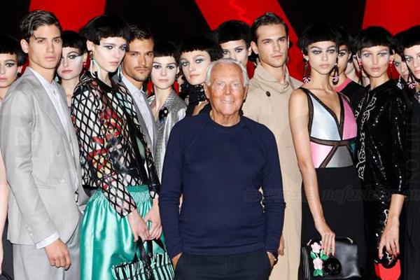 Giorgio Armani 乔治·阿玛尼公布更多继承计划细节