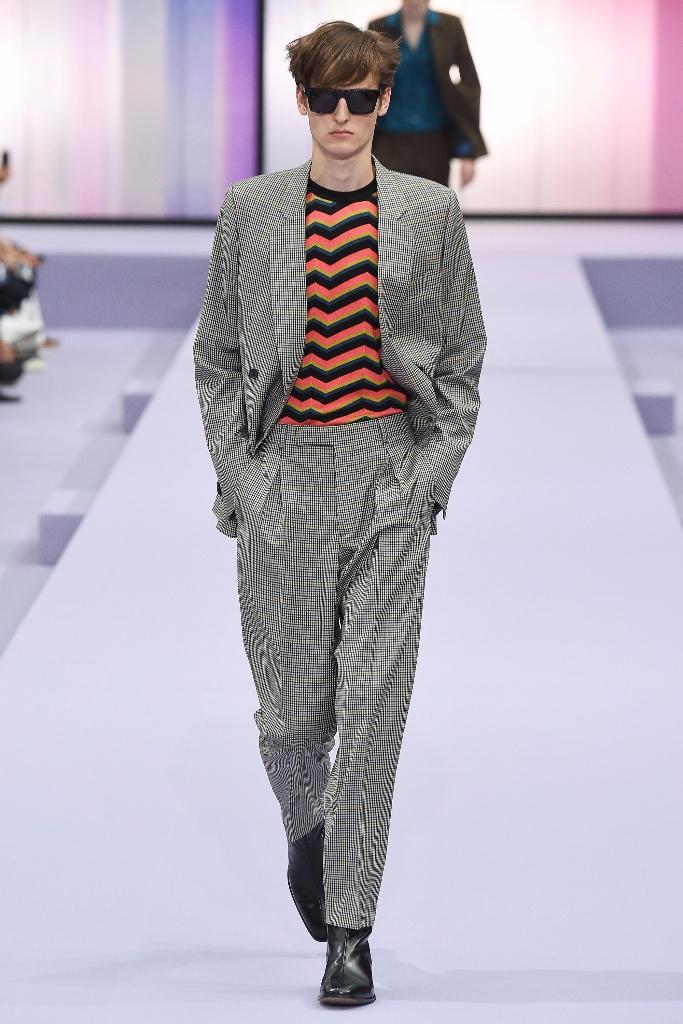 巴黎男装周Paul Smith Menswear Spring/Summer 2018春夏男装发布
