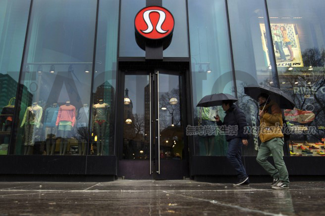 Lululemon预期本季同店销售下滑 全年前景亦逊预期 或进入个位数增长时代 股价重挫18%