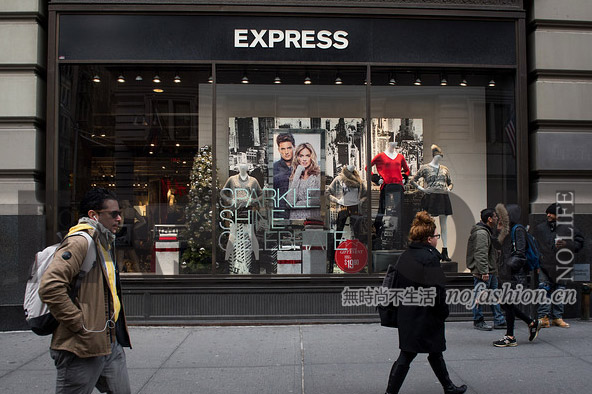 Express三季度EPS录得0.08美元 预期本季同店销售正面