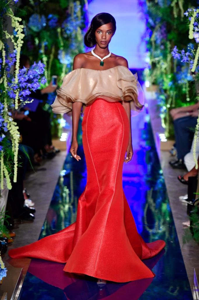 Guo Pei Fall Couture 2017秋冬郭培巴黎高级定制发布