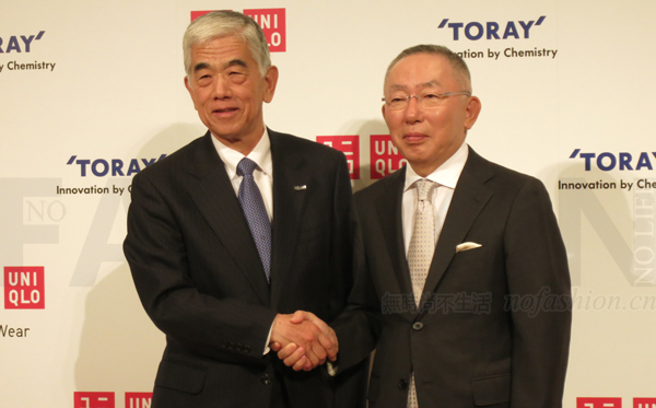 引入Toray东丽后 互太纺织提高向日本纤维制造商采购额