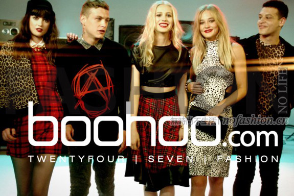 Boohoo假日季销售猛涨52% 半年5次上调销售预期 股价再创新高