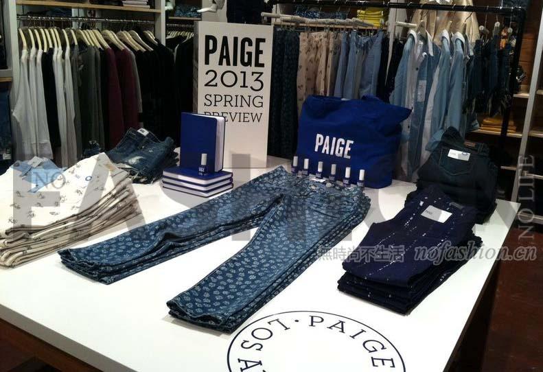 Lion Capital收购高端牛仔品牌Paige Denim