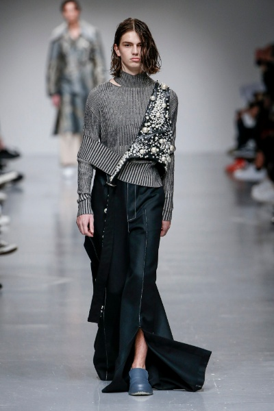 Ximon Lee Menswear Fall/Winter 2017