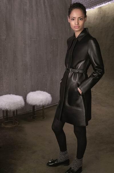 Longchamp Fall 2017秋冬巴黎时装周发布