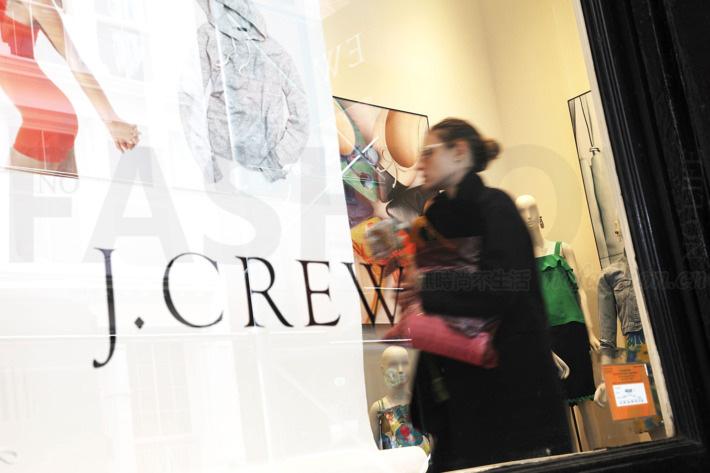 J.Crew品牌三季度表现再恶化