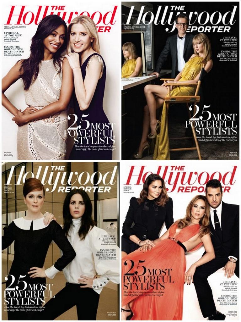 好莱坞女巨星排行榜_好莱坞25大明星造型师排行榜出炉 - 无时尚中文网NOFASHION -权威 ...