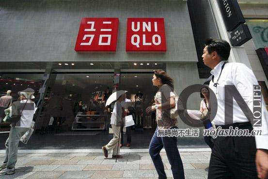 Uniqlo优衣库日本5月表现急剧降温