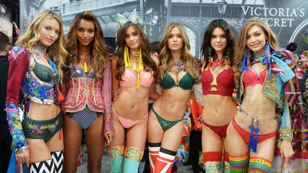 Victoria's Secret维多利亚的秘密时装秀进入倒计时 但天使已经折翼