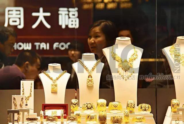 黄金产品销售畅旺 周大福二季度港澳同店大涨