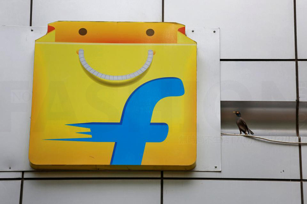 Amazon亚马逊和Walmart 沃尔玛争夺度电商巨头Flipkart