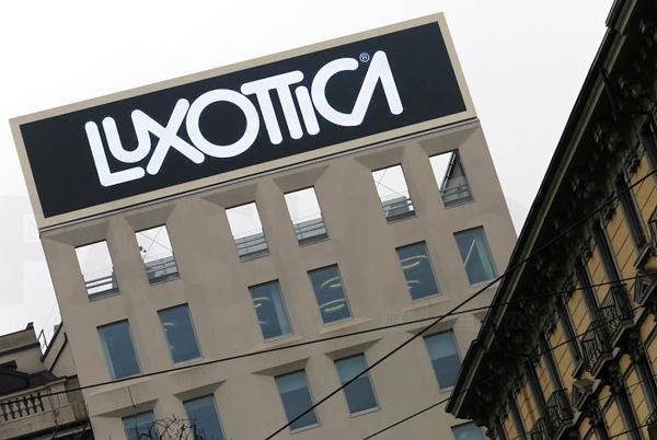 Luxottica 陆逊递卡全年收入91.6亿欧元 四季度加速增长