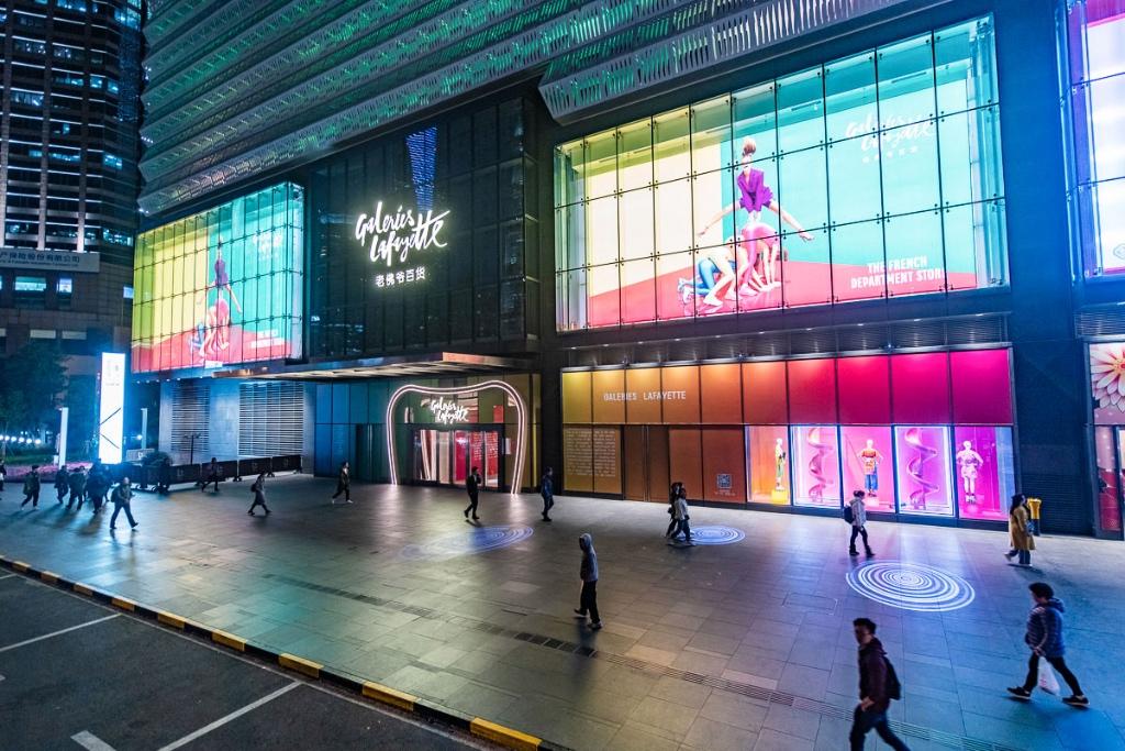 老佛爷百货重申中国2025年前增设10店计划