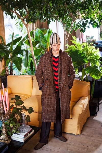 米兰男装周MP Massimo Piombo Menswear Fall/Winter 2017秋冬男装发布