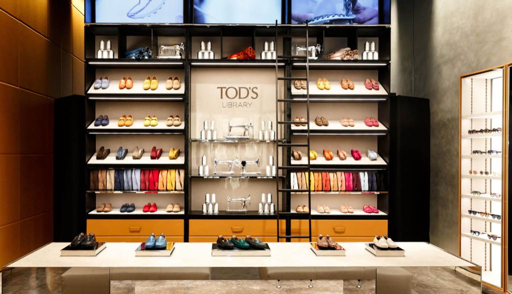 Tod's一季度销售大跌三成 CEO称不跟随涨价
