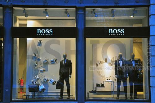 警告今年盈利或无法如约恢复增长 Hugo Boss雨果博斯股价插水8%
