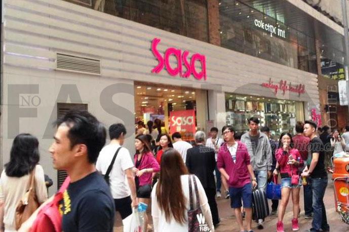 内地客回升莎莎十一强劲复苏 港澳同店销售猛增12.4% 上半年整体仍低迷发盈警 股价急升10%