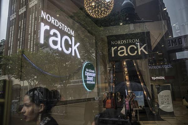 Nordstrom诺德斯特龙百货假日季同店销售增幅1.2%