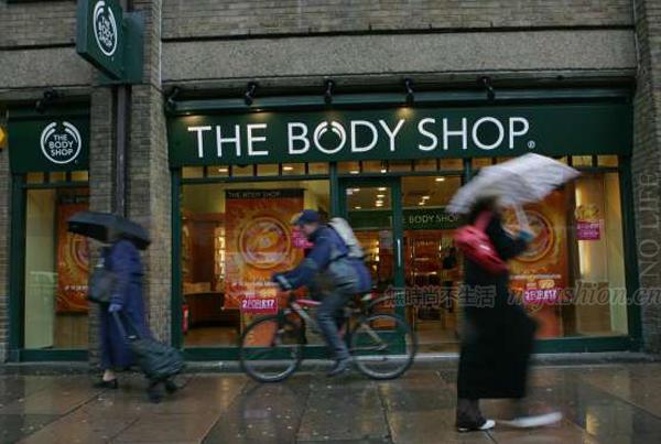 The Body Shop 出售在即 传买家正进行贷款