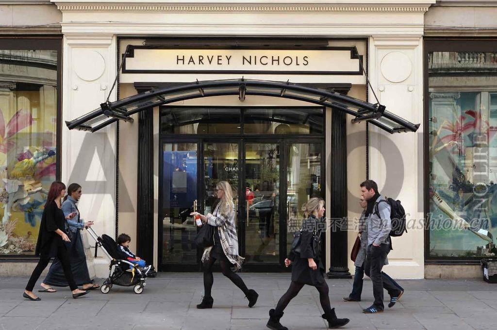 升级改造开支巨大 英国精品百货Harvey Nichols夏菲尼高盈利连续两年锐减超过一半