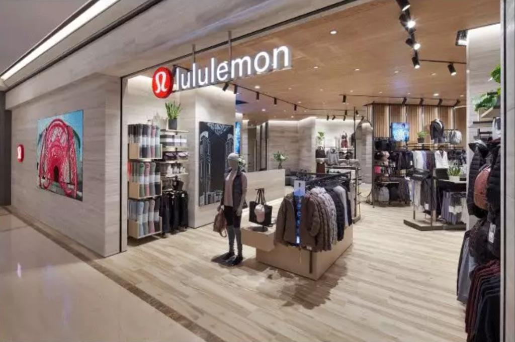 Lululemon露露乐檬假日季前景逊预期 股价在分析师齐声唱好中下跌4%