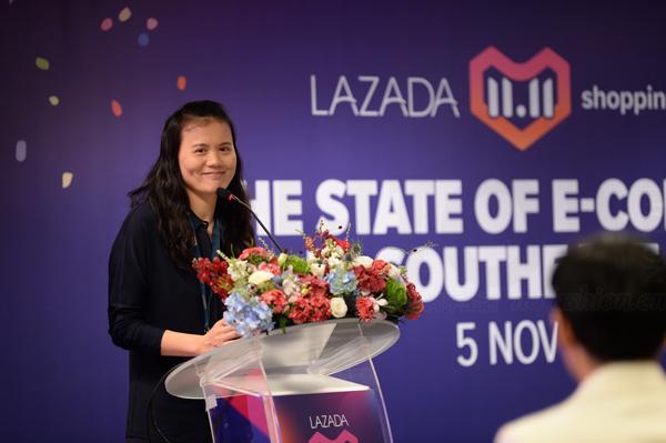 阿里巴巴Lucy Peng 彭蕾卸任Lazada首席执行官 上任仅9个月 东南亚电商巨头一年两换CEO