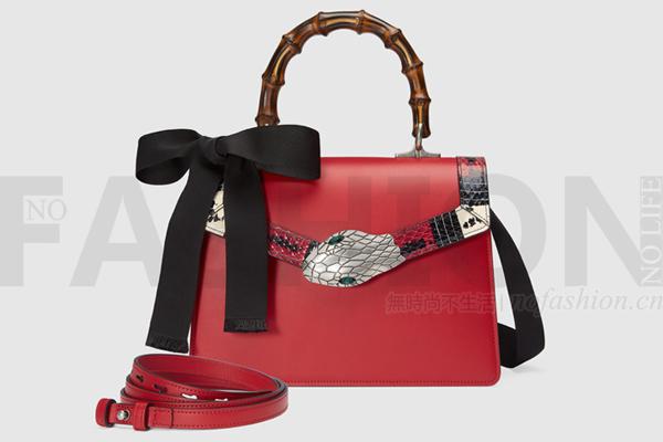 调查:Gucci 古驰是中国富裕女性群体首选品牌