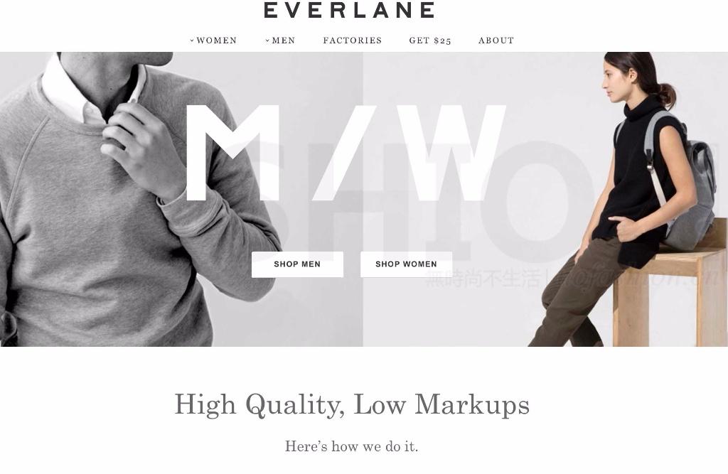 美国服饰电商Everlane即将踏足实体零售开设两间旗舰店