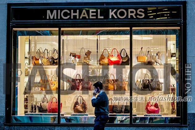 "Michael Kors遭券商建议""卖出"" 股价急挫7%"