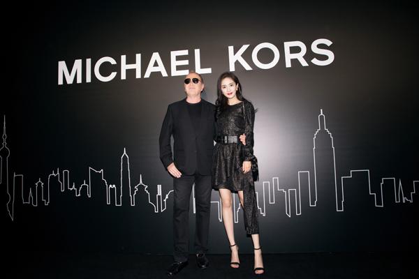 MICHAEL KORS大力投资中国 上海办超级Party 人人都是明星