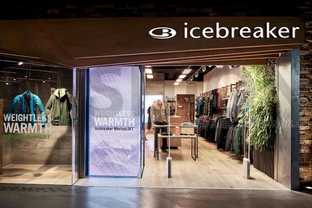 VF威富集团收购新西兰户外运动服品牌Icebreaker