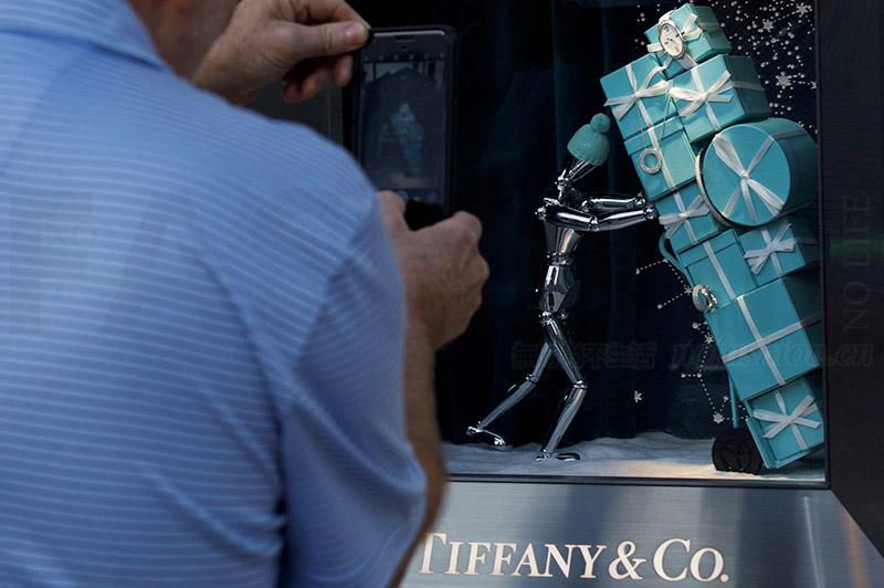蒂芙尼开支猛增引投资者退缩