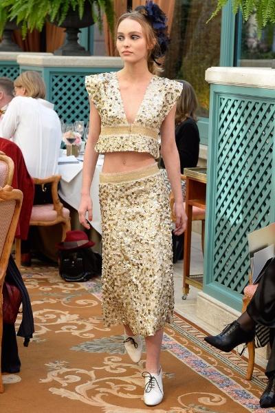 Chanel Pre-Fall Métiers d'Art 2017